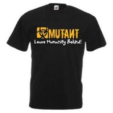 Mutant Póló fekete