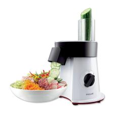 Philips HR1388/80 Viva Collection salátakészítő fehér konyhai robotgép