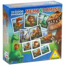Memo & Domino - Dínó Tesó logikai játék