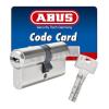 Abus BRAVUS 2000 MX biztonsági kódkártyás zárbetét törésvédelemmel 40/45