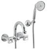 Bugnatese Olympia 8402KBR Kádcsaptelep zuhanyszettel swarovski fog.val CR / KRÓM