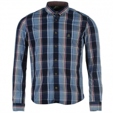 Duck and Cover hosszú ujjú férfi ing - Duck and Cover Jobson Check Long sleeved shirt