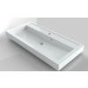 Riho Bologna 100x48 cm 1 medence 1 csaplyuk öntött márványmosdó
