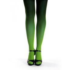 Virivee Zöld-fekete színátmenetes harisnya