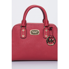 MICHAEL KORS Saffiano Leather Mini Satchel Női táska