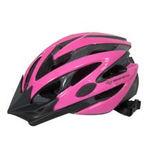 BikeForce BikeForce Arrow 2 sisak, pink-fekete