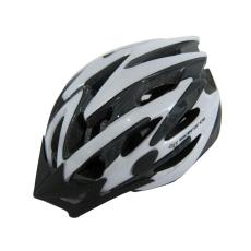 BikeForce Arrow 2 sisak, fehér-fekete