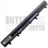 Acer Aspire E1-570G 2200 mAh 4 cella fekete notebook/laptop akku/akkumulátor utángyártott