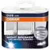 Osram Xenarc Night Breaker Unlimited 66240XNB D2S +70% - 1 év garancia 2db/csomag