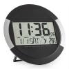 oneConcept oneConcept Clockwork, digitális vezeték nélküli falióra, hőmérő, naptár, holdfázis, állvány