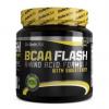 BioTech USA BCAA flash zero narancs  - 360g