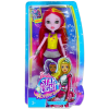 Barbie: Csillagok között mini figurák - rózsaszín hajú űr Barbie