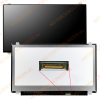 Samsung LTN156HL02-201 kompatibilis fényes notebook LCD kijelző