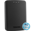 "Toshiba 1TB 2,5"" CANVIO AEROCAST WiFi/CardReader USB3.0 Black"