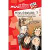 LÜK füzet Minilük - Híres Feltalálók 1.