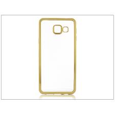 Haffner Samsung A310F Galaxy A3 (2016) szilikon hátlap - Jelly Electro - gold tok és táska
