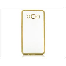 Haffner Samsung J510FN Galaxy J5 (2016) szilikon hátlap - Jelly Electro - gold tok és táska