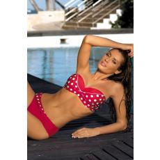 marko Bikini Anastacia Venere M-341 piros