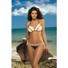 marko Bikini Rosalie Africa-Avorio M-302 barna-ekrü