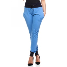 moe Pamut nadrág női MOE141 kék
