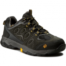 Jack Wolfskin Bakancs JACK WOLFSKIN - MTN Attack 5 Texapore Low M 4017581-3800075 Burly Yellow