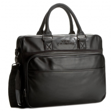 Guess Laptoptáska GUESS - Casual Business HM2275 POL64 BLA