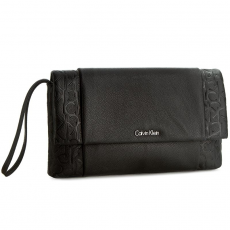Calvin Klein Black Label Táska CALVIN KLEIN BLACK LABEL - Mish4 Clutch K60K602286 001