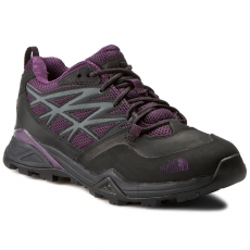 The North Face Bakancs THE NORTH FACE - Hedgehog Hike T0CCH7ASH-7 Phantom Grey/Black Currant Purple