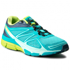 Salomon Félcipő SALOMON - X-Scream 3D W 375958 23 W0 Teal Blue/Slateblue/Granny Green