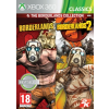 2K Games Borderlands 1 and 2 Collection /X360