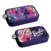 BARBIE ST Pencil Case with filling  2 compartments  Barbie Spy 12/48 348696