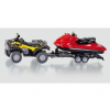 Siku Super quad with water scooter 2314