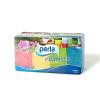 Perla Arlecchino szalvéta 4 színben, 272 db, 33x33, 1 rétegű
