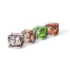 Perla Sensation Cube, dobozos 60 db, 3 rétegű kozmetikai kendő