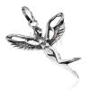 Medál 925 ezüstből - tündér szárnyakkal