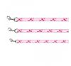 trixie 15278 Modern Art Rose Heart állítható póráz XS nyakörv, póráz, hám kutyáknak