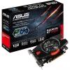 Asus PCI-E AMD R7 250 (1024MB DDR5, 128bit, 1000/4500MHz, DP, DVI, HDMI, Dual Slot Ventilátor)