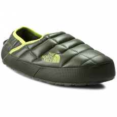 The North Face Zártpapucs THE NORTH FACE - Thermoball Traction Mule II T0CKJ6NLN-080 Shiny Climbing Ivy Green/Lime Green