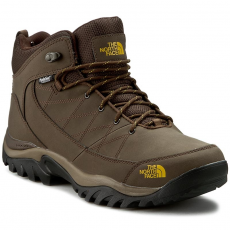 The North Face Bakancs THE NORTH FACE - Storm Strike Wp T92T3SNMD Slate Grey/Leopard Yellow
