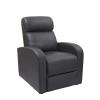 Félix luxus dönthető TV-néző fotel fekete