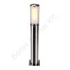 BIG NAILS 50 kültéri járófelületre szerelhető lámpatest rozsdamentes acél E27 IP44 (229162)