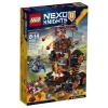 LEGO NEXO Knights - Magmar tábornok végzetes ostromgépe (70321)
