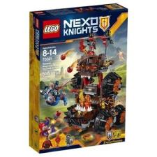 LEGO NEXO Knights Magmar tábornok végzetes ostromgépe (70321) lego