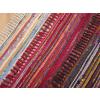 Beliani Színes szőnyeg - élénk tarka - pamut - 140x200 cm - DANCA