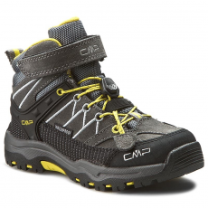 CMP Bakancs CMP - Kids Rigel Mid Trekking Shoe Wp 3Q12944 Graffite