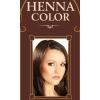 Henna Color hajfesték 115 Csokoládé 75 ml