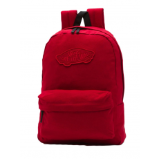 Vans W REALM BACKPACK Chili Pepper Táska (V00NZ014A)