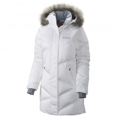 Columbia Lay D Down  Mid Jacket Utcai kabát,dzseki D (1623131-p_100-White Satin)