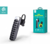 Bluetooth headset, v4.1, MultiPoint, Devia Lattice, fekete
