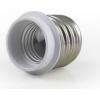 Adeleq Foglalat átalakító E40->E27 Műanyag 00-850-4027  - Adeleq